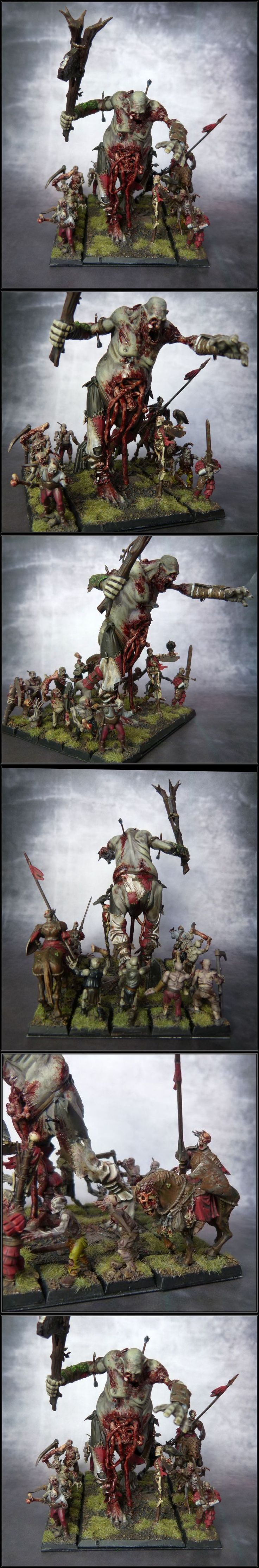 Vampire Counts Zombie Giant Warhammer