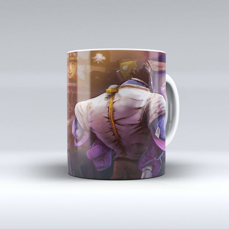 Mundo Dr Mundo League Of Legends Coffee Mug Magic Mug Gamer Lol Gift