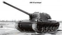 1962 AMX 30 A PROTOTYPE
