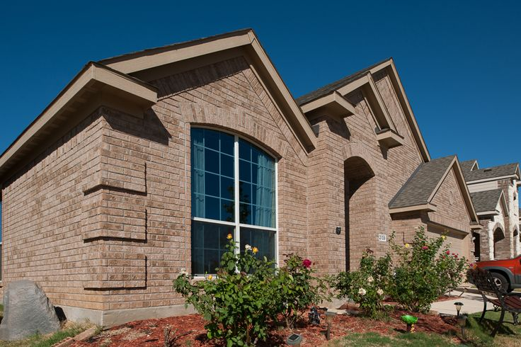 Acme Brick Comanche House View Package 25 Centex