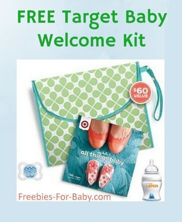 FREE Target Baby Welcome Kit comes with a FREE Munchkin Latch bottle, MAM pacifier, $20 Target Gift card, $50 worth of coupons, plus lots of free samples! Go Here => http://freebies-for-baby.com/3544/free-target-baby-welcome-kit-60-value/ #BabySamples #TargetBaby #FreeBabyStuff