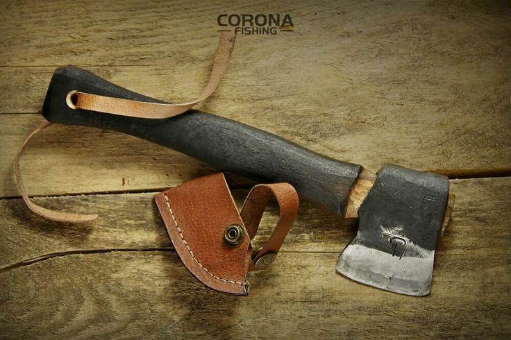 Siekiera handmade Somma - najmniejsza siekiera ogniskowa #outdoor #survival #toporek #bushcraft #ognisko #camping