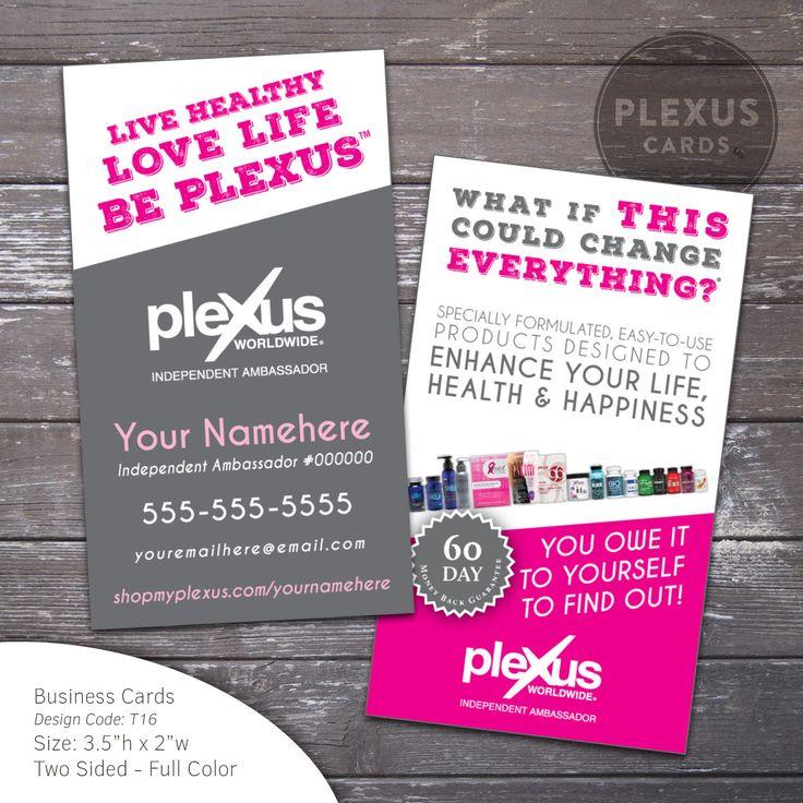 Plexus Business Cards Vistaprint Photos