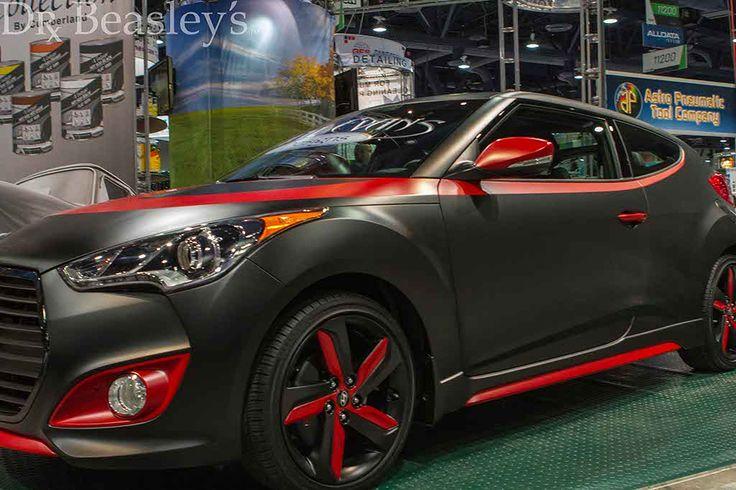Matte Black Veloster Google Search Ideas