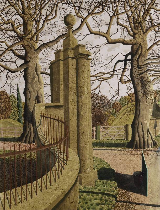 Simon Palmer | Sleningford Gate