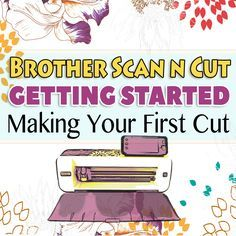 Our new beginners course for the Brother Scan n Cut is now live. More advanced courses to follow.