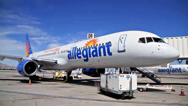 Allegiant Air To Stranded Passengers: You're On Your Own