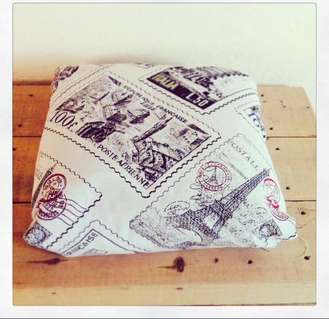 cojin pillow