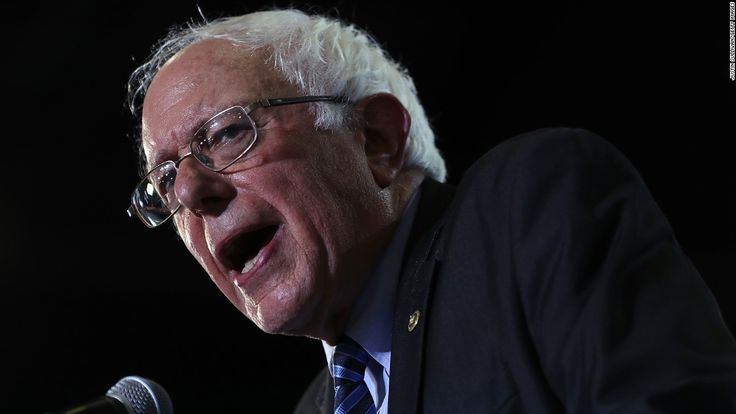 Sanders: If Trump has the 'guts' to take on corporate America, he's got an ally | President-elect Donald Trump will find himself with an unlikely ally if he makes good on his promise to be an economic populist challenging corporate America, Bernie Sanders said Thursday.