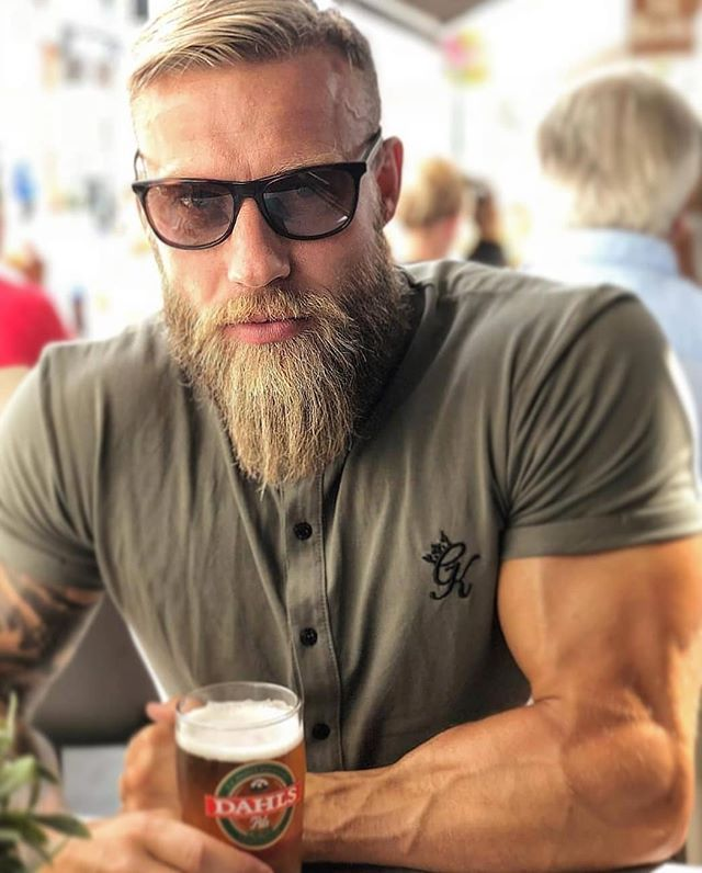 Beard Game On Point  @stiking1