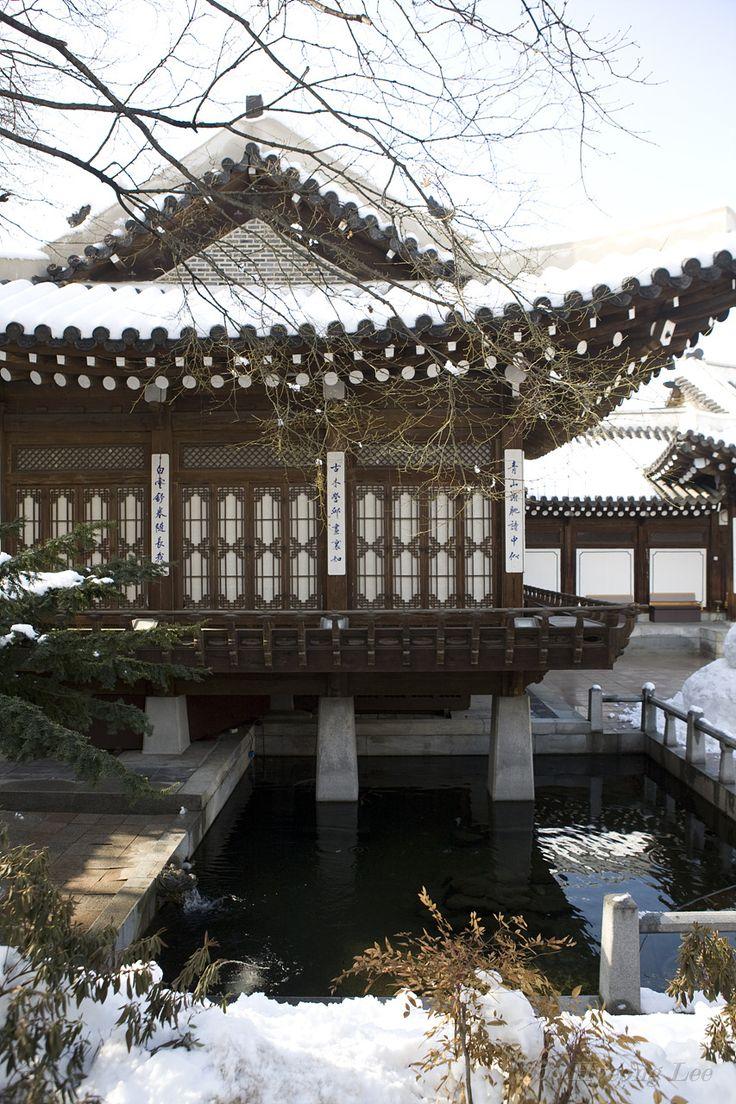한국의집, 겨울 한옥의 아름다음을 찾아서 :: Korea Photo
