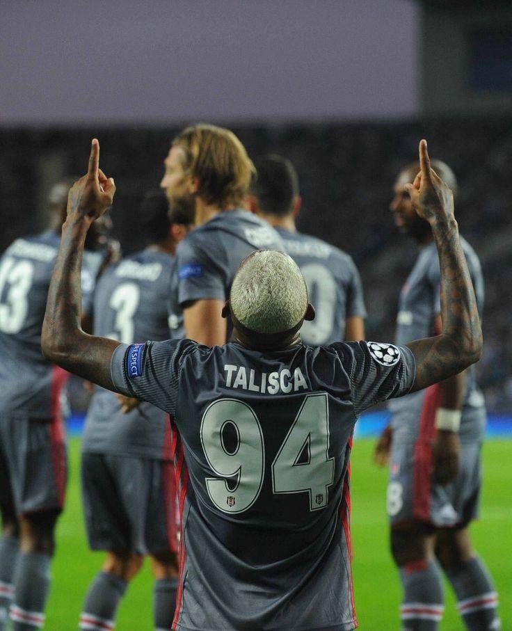 Anderson Talisca goal celebrate vs Porto FC champions league