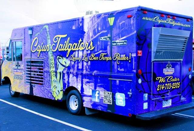 Finally, a Cajun foodtruck