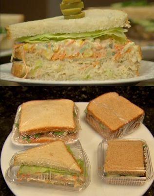 Recheios para Sanduíches Gourmet                                                                                                                                                      Mais