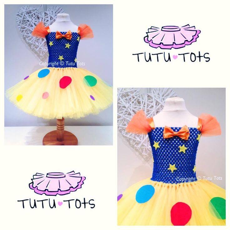 Mr tumble from tutu tots