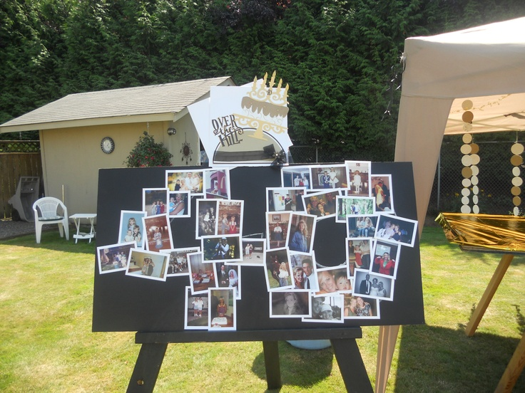 84 best 40th birthday ideas images on pinterest 40th for 40th birthday party decoration ideas