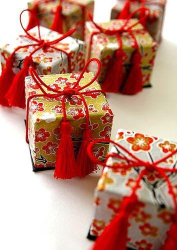 mini jewelry box - Japanese SAKURA style by karaku*, via Flickr