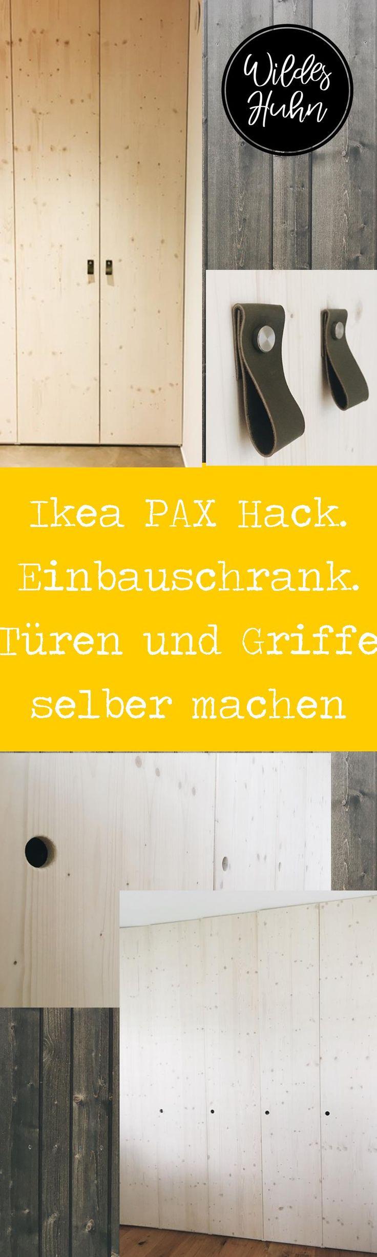 Ideal Ikea Pax Hack um aus einem einfachen Pax Schrank einen individuellen einbauschrank zu machen Eigene