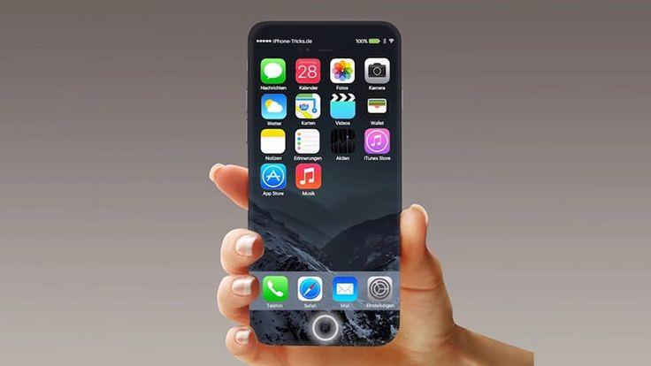 L'iphone 8 sera contruit dans du verre   http://blogosquare.com/le-prochain-iphone-8-construite-en-verre/