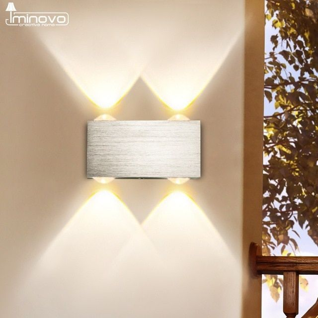Light 3w Modern Led 6w Wall Indoor Sconces Fixture Stair Lamp nm0wN8