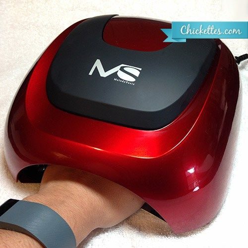 MelodySusie 48 Watt LED Nail Lamp Review