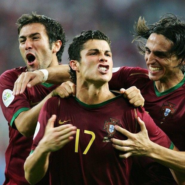 Estilo nas Copas: 2006 - metrossexual Cristiano Ronaldo estreia em Mundiais