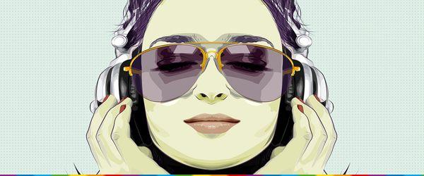 escuchar musica!....