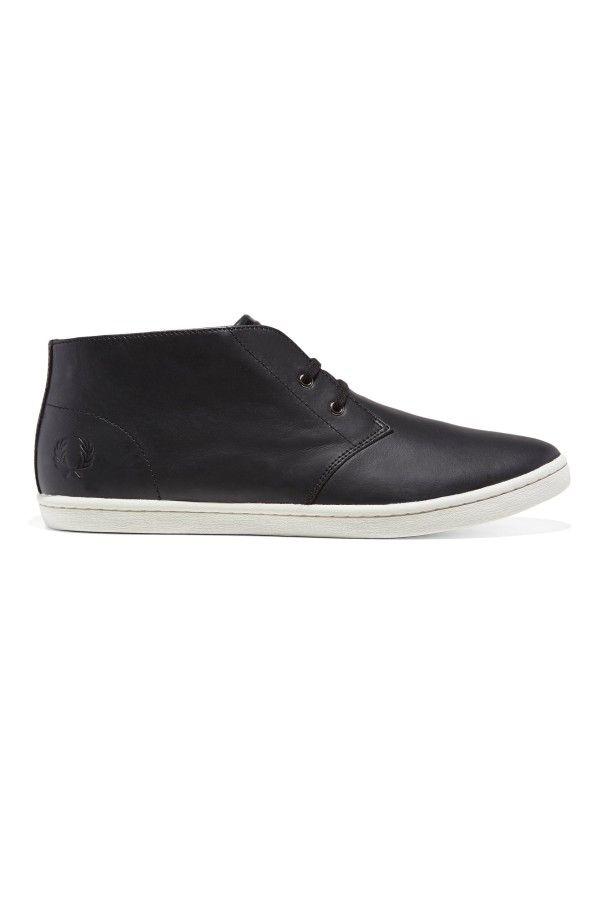 Byron Mid Leather