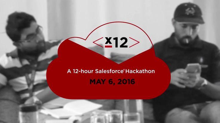 x12 for Salesforce®   A 12-Hour Build Marathon – Introduction http://x12.extentia.com/