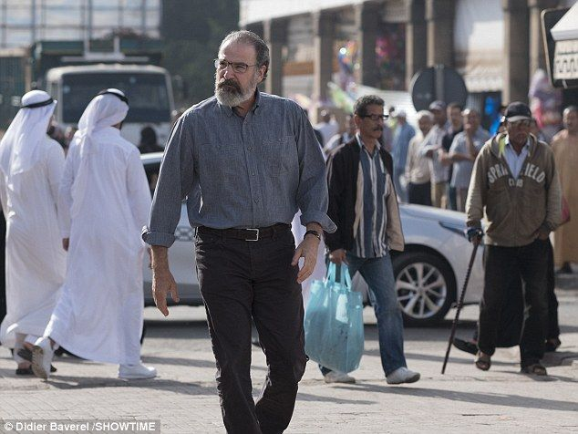 Mandy Patinkin from the hist show Homeland has said it is very important that they do not depict Muslims badly