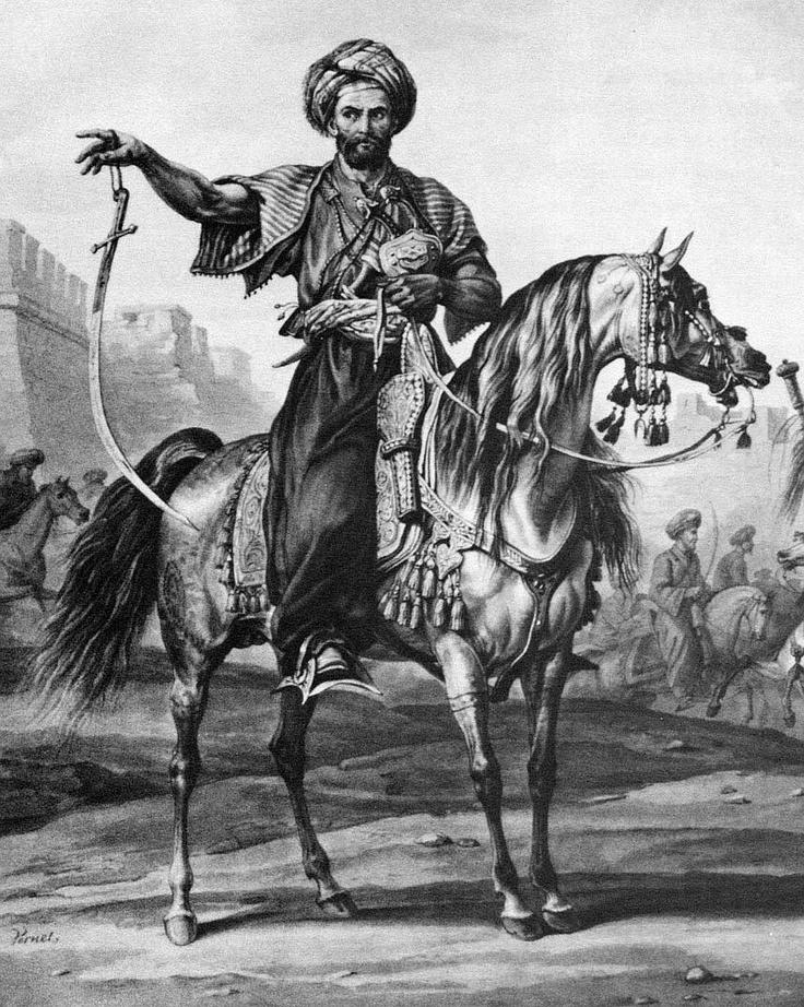 (Possible full soft kit inspiration, barring hat) Mamluk, Ottoman.