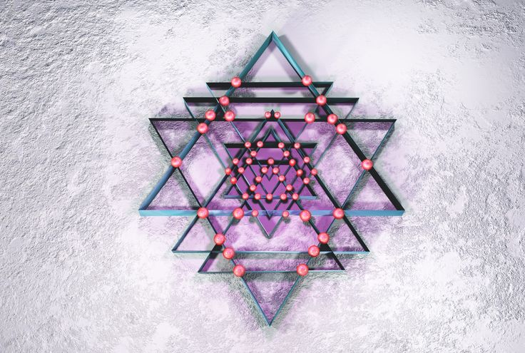 Maha Meru Sri Yantra  artwork produced by: JoreJj Z. Elprehzleinn  This Sri Yantra and it's 3D rendition I have read has the most amazing benefits for those who see it and meditate with it, or just have it around. Enjoy.