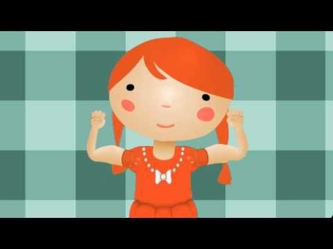 Yeşilay Anaokulu Şarkısı - Sağlıklı Beslenme