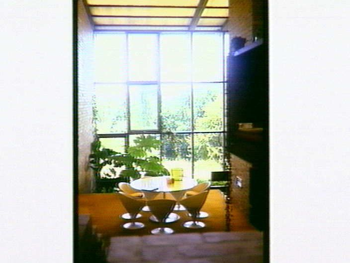 Grant Featherston House. 22 The Boulevard. Ivanhoe Vic. Robin Boyd. 1969