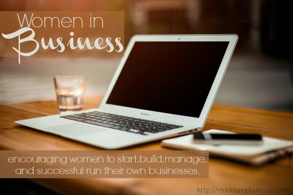 Women in Business: Managing Finances