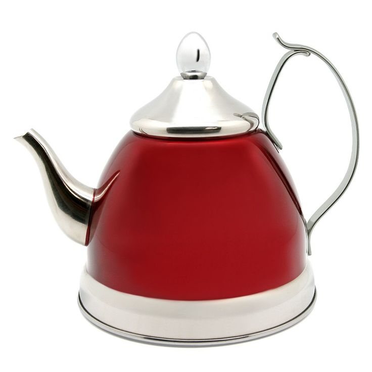 Nobili 1 Qt. Infuser and Tea Kettle