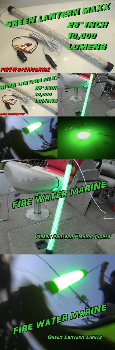 17 best ideas about fishing lights on pinterest kayak for Best light for night fishing