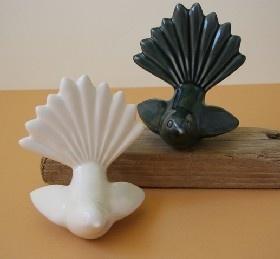 ceramic fantails