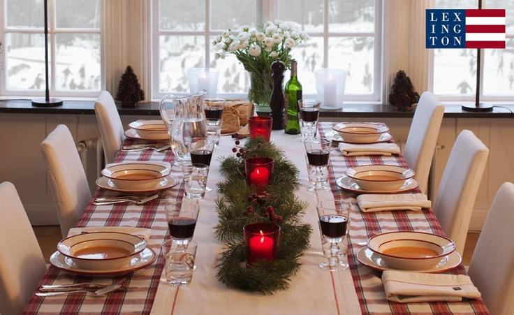 Ja arriba el nadal. Vine al nostre Showroom a conèixer la Holiday Collection que Lexington us ha preparat.