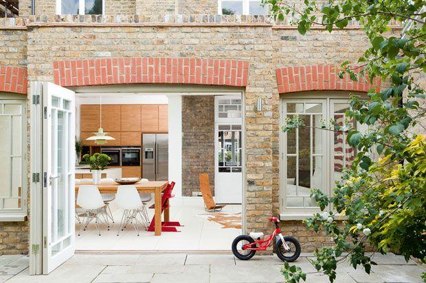 orangery style kitchen extension