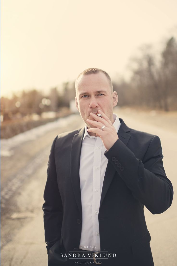 Bridegroom, groom, smoke