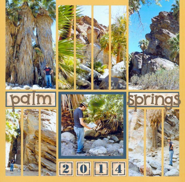 vacation scrapbooking ideas | kids mosaic scrapbooking school trends andrea fisher scrapbook ideas ...