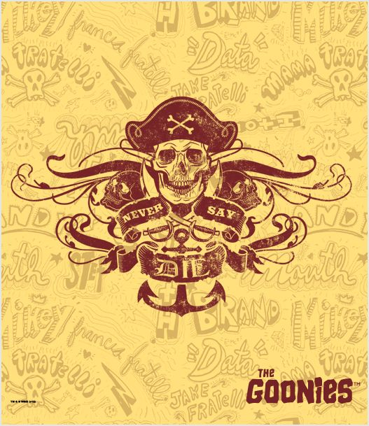 Goonies Artwork                                                                                                                                                      More
