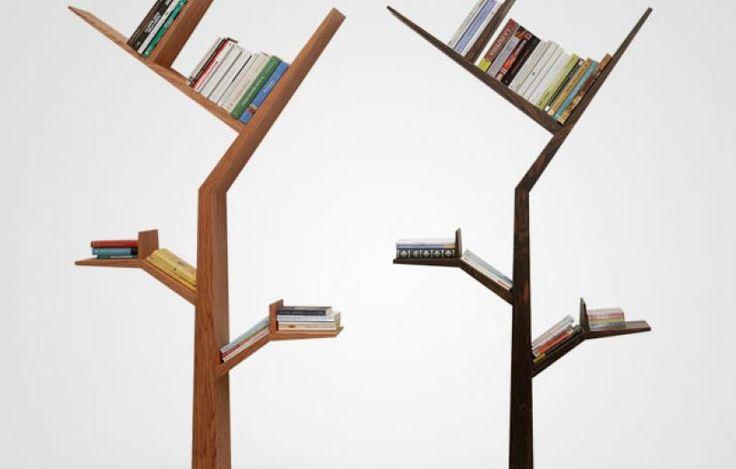 βιβλιοθήκες Βιβλιοθήκη Δέντρο