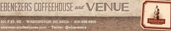 Together Music Friends: Ebenezers Coffeehouse,Washington DC