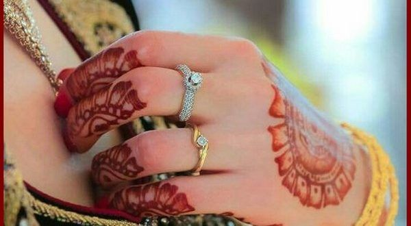 Round Henna Designs for Hands You Must Try in 2018