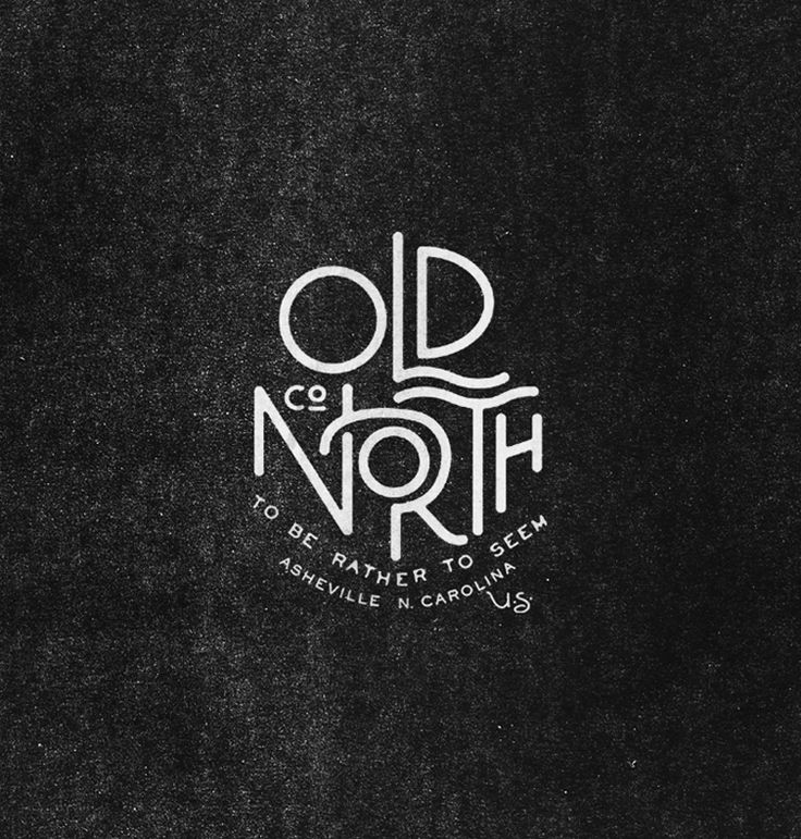 old north | #corporate #branding #creative #logo #personalized #identity #design #corporatedesign < repinned by an #advertising agency from #Hamburg / #Germany - www.BlickeDeeler.de | Follow us on www.facebook.com/BlickeDeeler