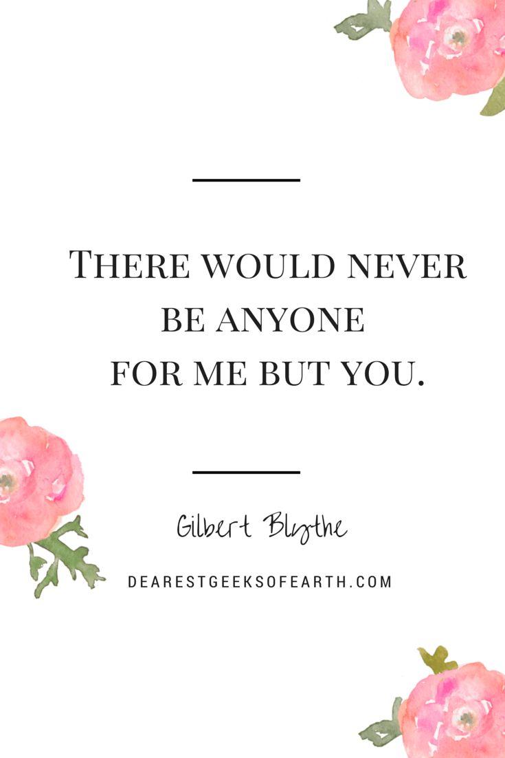 10 reasons we'll always love Gilbert Blythe.   Dearest Geeks of Earth