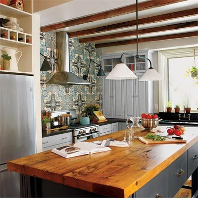 Superior 60 Best Compact Kitchens Images On Pinterest Photo Jason Varney  Thisoldhouse Com From Steal Ideas From