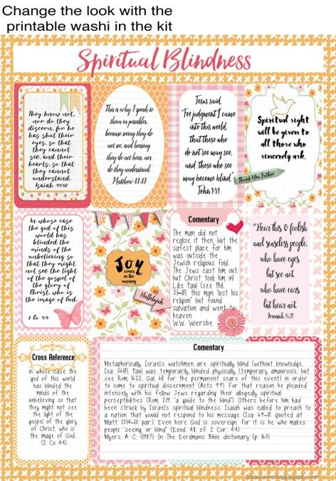 76 Best Images About 00 Bible Journaling Scrapbook